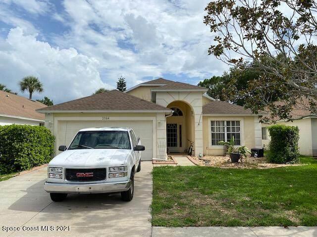 2584 Ventura Circle, Melbourne, FL 32904 (MLS #908373) :: Blue Marlin Real Estate