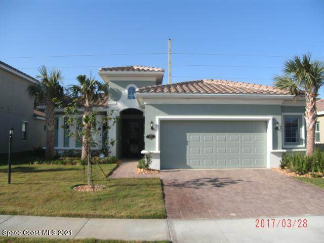 3679 Poseidon Way, Indialantic, FL 32903 (MLS #908439) :: Blue Marlin Real Estate