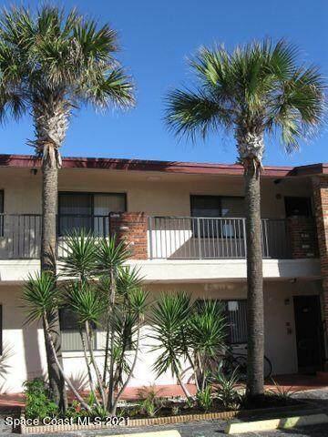 22 Tulip Avenue #307, Cocoa Beach, FL 32931 (MLS #909548) :: Blue Marlin Real Estate