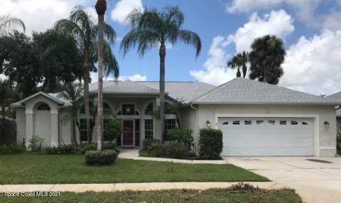 174 Sykes Loop Drive, Merritt Island, FL 32953 (MLS #910383) :: Premium Properties Real Estate Services
