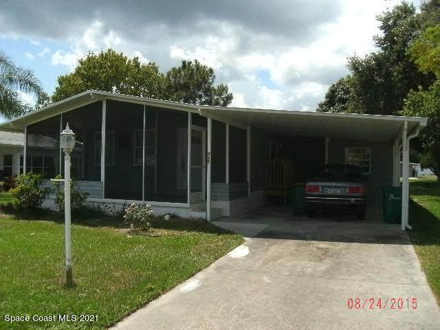 915 Spruce Street, Sebastian, FL 32976 (MLS #910587) :: Blue Marlin Real Estate