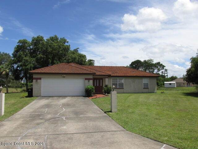 1098 Adige Court SE, Palm Bay, FL 32909 (MLS #910603) :: Keller Williams Realty Brevard