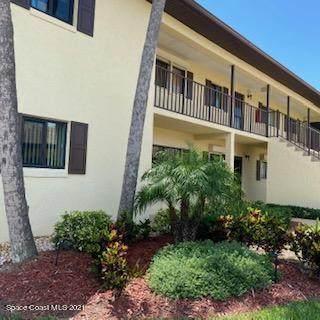 325 S Banana River Boulevard #303, Cocoa Beach, FL 32931 (MLS #910688) :: Blue Marlin Real Estate