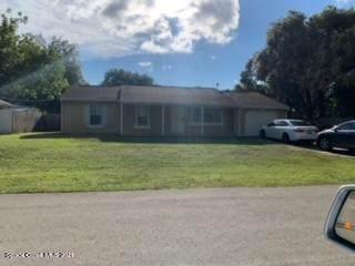 572 Chippewa Avenue NE, Palm Bay, FL 32907 (MLS #910701) :: Blue Marlin Real Estate