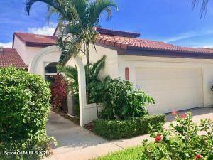 2206 Parkside Place #2206, Indian Harbour Beach, FL 32937 (MLS #910706) :: Blue Marlin Real Estate