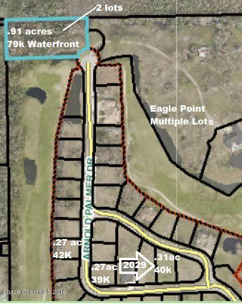 2029 Arnold Palmer Drive, Titusville, FL 32796 (MLS #910764) :: Keller Williams Realty Brevard