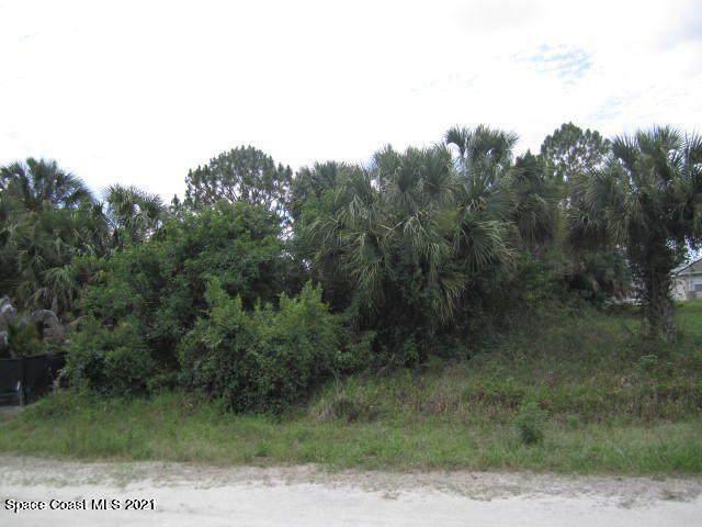 1327 Waffle Street SE, Palm Bay, FL 32909 (MLS #910783) :: Premium Properties Real Estate Services