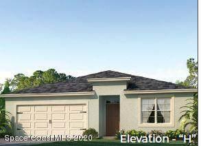 886 Pyracantha Street SW, Palm Bay, FL 32909 (MLS #910833) :: Premium Properties Real Estate Services