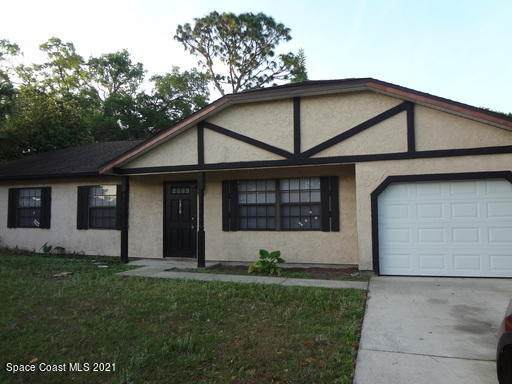 1668 Norwood Street NE, Palm Bay, FL 32905 (MLS #911334) :: Dalton Wade Real Estate Group