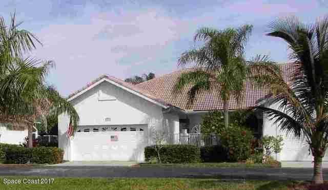 917 Aquarina Boulevard, Melbourne Beach, FL 32951 (MLS #911382) :: Keller Williams Realty Brevard