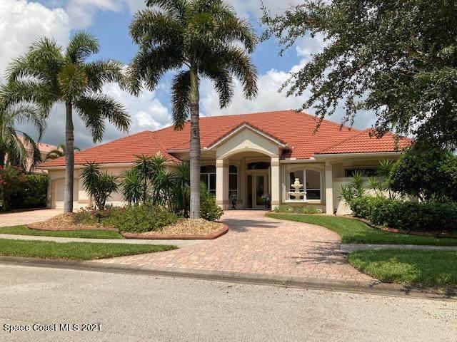 618 Deerhurst Drive, Melbourne, FL 32940 (MLS #911383) :: Blue Marlin Real Estate