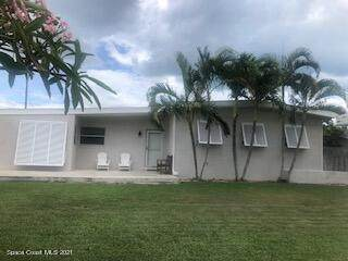 337 W Arlington Street, Satellite Beach, FL 32937 (MLS #911403) :: Keller Williams Realty Brevard