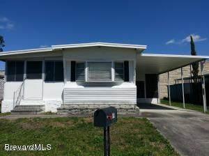 174 Holiday Park Boulevard NE, Palm Bay, FL 32907 (MLS #911459) :: Blue Marlin Real Estate