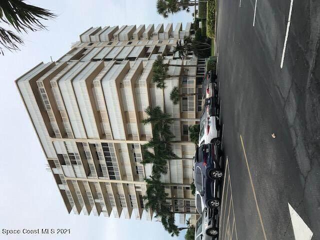 877 N Highway A1a #606, Indialantic, FL 32903 (MLS #911598) :: Keller Williams Realty Brevard