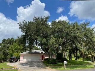 6796 Opal Avenue, Cocoa, FL 32927 (MLS #911631) :: Engel & Voelkers Melbourne Central