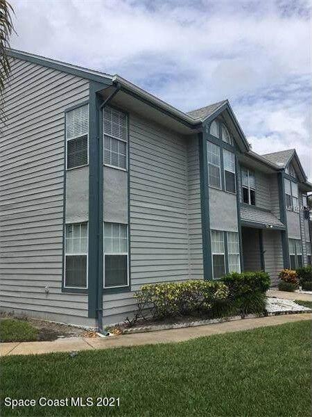 4610 Beck Lake Trl #116, Melbourne, FL 32901 (MLS #911709) :: Blue Marlin Real Estate