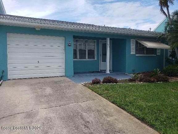 428 Emerald Drive S, Indian Harbour Beach, FL 32937 (MLS #911936) :: Premier Home Experts