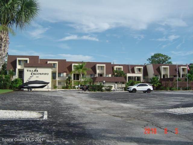 3680 Barna Avenue #211, Titusville, FL 32780 (MLS #911966) :: Vacasa Real Estate