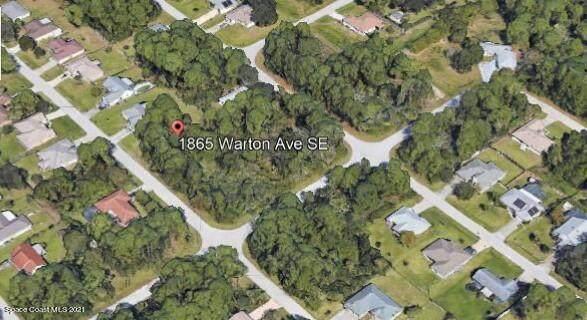 1865 Warton Avenue SE, Palm Bay, FL 32909 (MLS #912113) :: Vacasa Real Estate