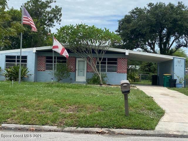 810 Glenmore Circle, Melbourne, FL 32901 (MLS #912385) :: Blue Marlin Real Estate