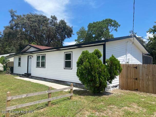 4165 Ponds Drive, Cocoa, FL 32927 (MLS #914970) :: Blue Marlin Real Estate