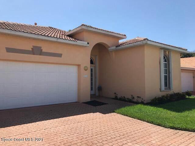1318 Gem Circle #10, Rockledge, FL 32955 (MLS #915494) :: Vacasa Real Estate