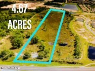 000 Unknown, West Melbourne, FL 32904 (MLS #916000) :: Blue Marlin Real Estate