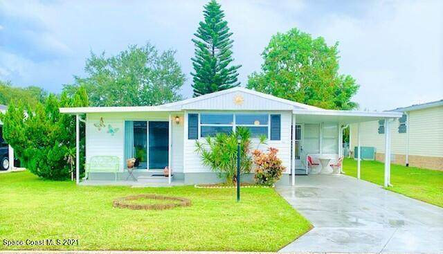 842 Hawthorn Circle, Sebastian, FL 32976 (MLS #916025) :: Keller Williams Realty Brevard