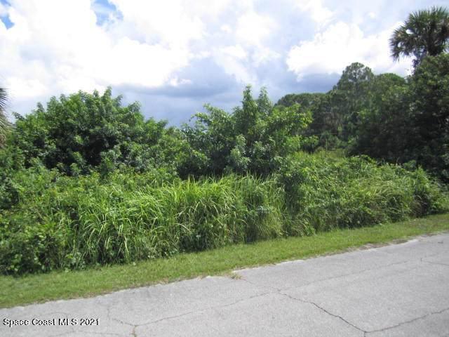 1539 Van Camp Avenue SE, Palm Bay, FL 32909 (MLS #916511) :: Vacasa Real Estate
