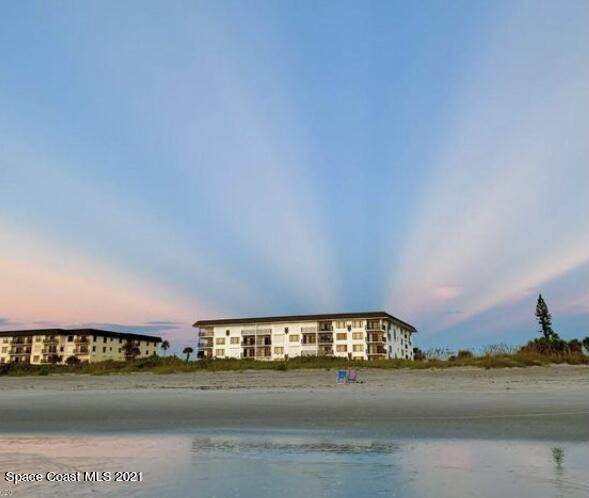 4600 Ocean Beach Boulevard #410, Cocoa Beach, FL 32931 (MLS #916551) :: Blue Marlin Real Estate