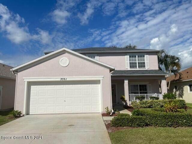 3351 Deer Lakes Drive, Melbourne, FL 32940 (MLS #916790) :: Blue Marlin Real Estate