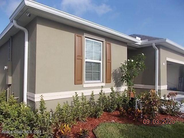 1295 Potenza Drive, West Melbourne, FL 32904 (MLS #916854) :: Blue Marlin Real Estate