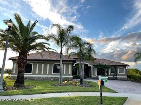 5124 Limousin Court, Rockledge, FL 32955 (MLS #917205) :: Keller Williams Realty Brevard