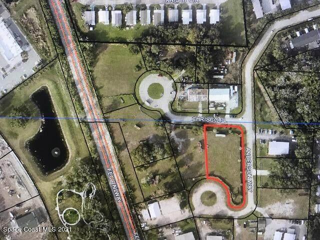 6410 Anderson Way, Melbourne, FL 32940 (MLS #917581) :: Keller Williams Realty Brevard