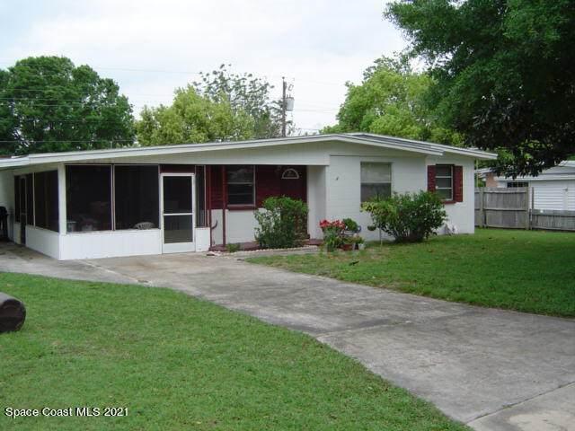 1206 Vassar Lane, Cocoa, FL 32922 (MLS #918445) :: Keller Williams Realty Brevard
