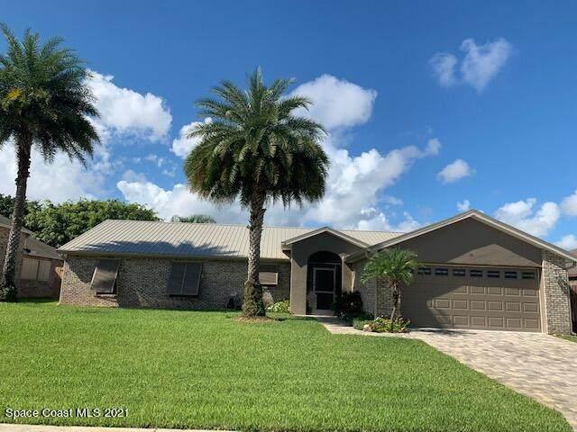 131 Palm Circle, Melbourne, FL 32940 (MLS #918494) :: Keller Williams Realty Brevard