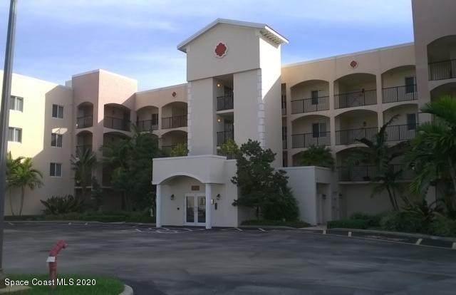 121 Lancha Circle #206, Satellite Beach, FL 32937 (MLS #918524) :: Keller Williams Realty Brevard