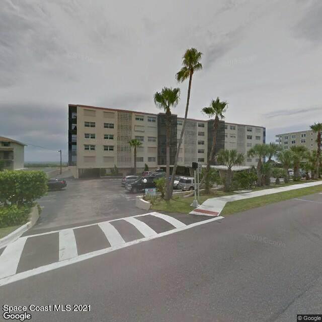 205 Highway A1a Highway #210, Satellite Beach, FL 32937 (MLS #918630) :: Keller Williams Realty Brevard