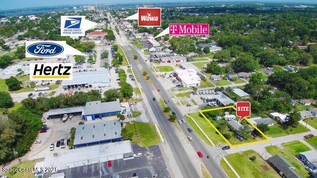104 Grace Avenue, Cocoa, FL 32922 (MLS #918637) :: Keller Williams Realty Brevard
