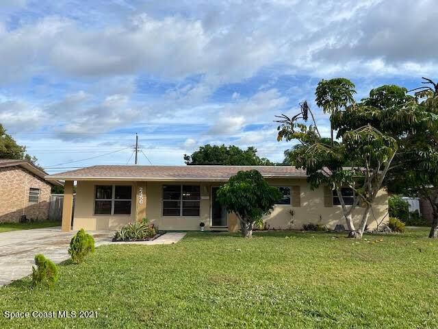 2456 Dakota Drive, Melbourne, FL 32935 (MLS #918770) :: Armel Real Estate