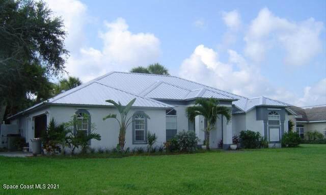 125 Bayshore Drive, Melbourne Beach, FL 32951 (MLS #918863) :: Blue Marlin Real Estate