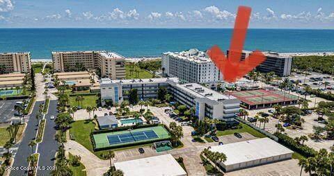 1700 N Atlantic Avenue #235, Cocoa Beach, FL 32931 (MLS #918931) :: Blue Marlin Real Estate