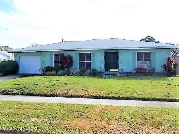 3031 Demaret Drive, Titusville, FL 32780 (MLS #918976) :: Keller Williams Realty Brevard