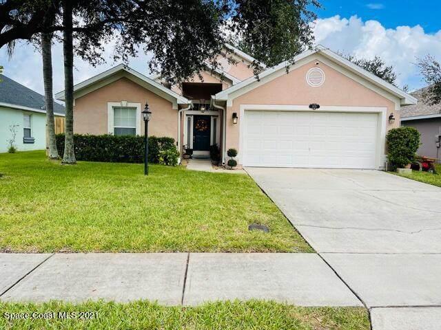 3836 La Flor Drive, Rockledge, FL 32955 (MLS #918998) :: Keller Williams Realty Brevard
