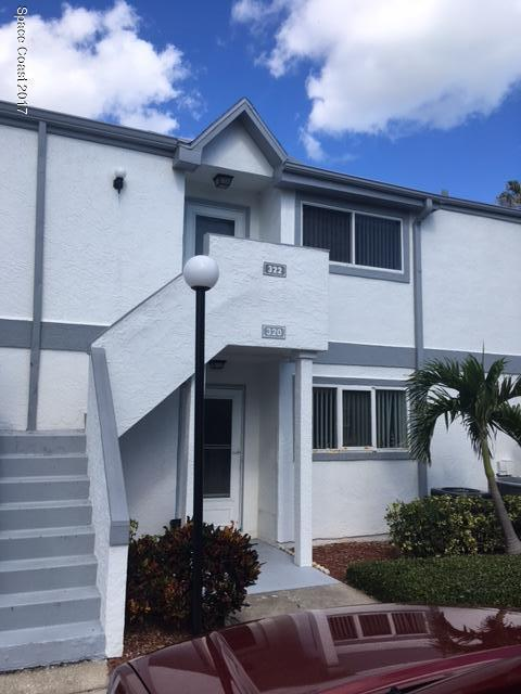 320 Beach Park Lane #123, Cape Canaveral, FL 32920 (MLS #798579) :: Better Homes and Gardens Real Estate Star