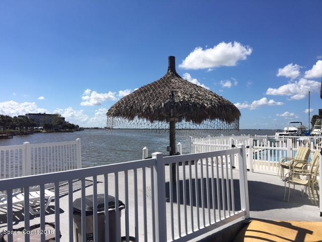 390 W Cocoa Beach Causeway 32-5, Cocoa Beach, FL 32931 (MLS #806339) :: Premium Properties Real Estate Services