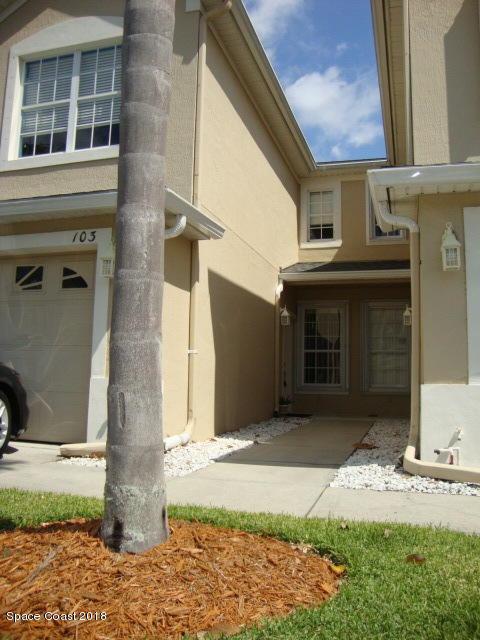 501 Trotter Lane #103, Melbourne, FL 32940 (MLS #807762) :: Premium Properties Real Estate Services