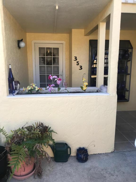 353 Lofts Drive A-5, Melbourne, FL 32940 (MLS #807939) :: Pamela Myers Realty