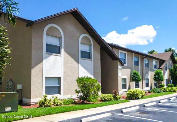 265 Spring Drive #3, Merritt Island, FL 32953 (MLS #825770) :: Pamela Myers Realty