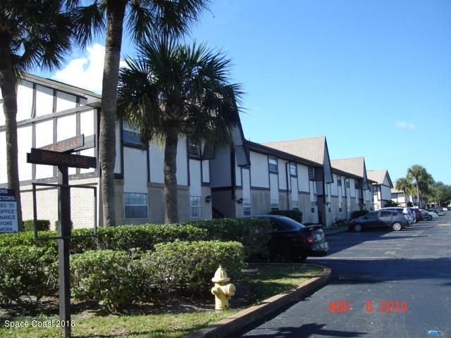 109 Bristol Lane #109, Melbourne, FL 32935 (MLS #828047) :: Pamela Myers Realty